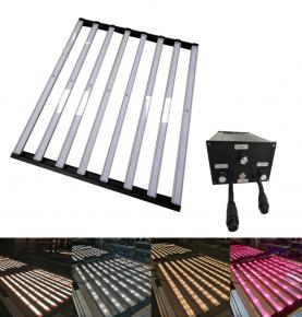 Hydroponic 4 Channels Controlled 1000WATT Full Spectrum LED Grow Light Bar For Indoor Medical Grown