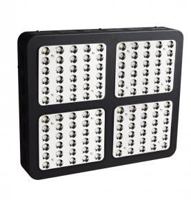 Full Spectrum Double Switches 600w 900w 1200w Veg And Bloom Commercial Led Grow Light